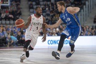 Fribourg Olympic renverse Bratislava