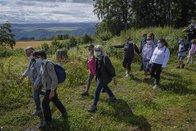 Six randonnées à la découverte de Moudon et environs
