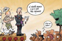 Colonialisme: les premières excuses du roi des Belges au Congo