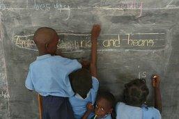 La pandémie a aggravé les disparités dans l'éducation dans le monde