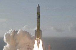 La première mission spatiale arabe en route pour la planète Mars