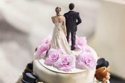 Les mariages civils à nouveau possibles