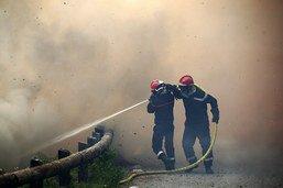 Un incendie à Anglet ravage 100 hectares de pinède