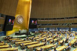 Plus de 170 pays promettent de faire avancer les droits des femmes