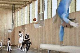 Dans les finances du Centre sportif