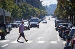 Pétition de l'UDC contre le 30 km/h en ville de Fribourg