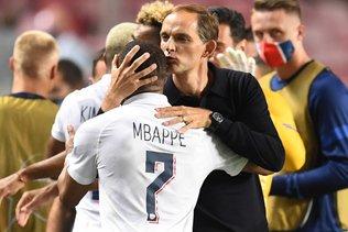 """Ligue des champions: le PSG, en demies au """"mental"""""""