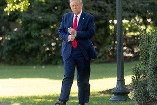 Perquisition en lien avec un courrier empoisonné adressé à Trump