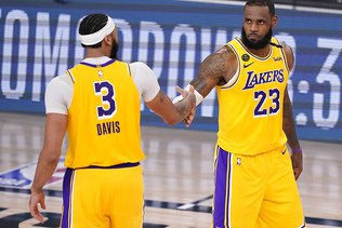 Les Lakers mènent 3-1 contre Denver