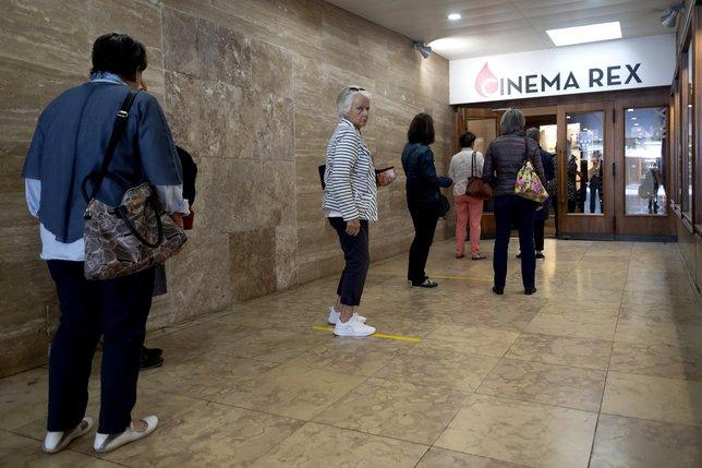 Réouverture des cinémas: «Nous pourrons proposer des nouveautés»