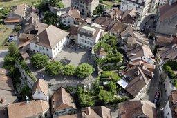 Estavayer et ses quatre châteaux