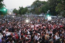 La Thaïlande interdit les rassemblements de 5 personnes et plus