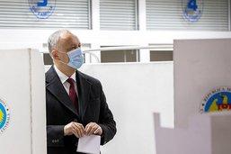 Le président pro-russe et la candidate pro-européenne au 2e tour