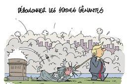 Coup de projecteur sur Trump