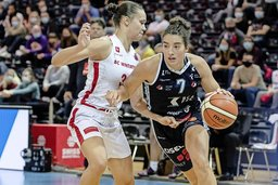 Un air de WNBA à Saint-Léonard