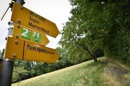 Un coup de pouce à la randonnée dans le canton de Fribourg