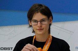 Un électronicien remporte une médaille d'argent