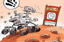 Perseverance, le rover terrestre qui explore Mars