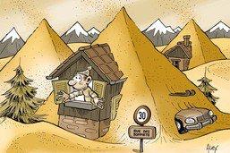 Le sable saharien arrose toujours nos régions