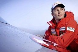 Alexis Monney, côté cour et côté alpin