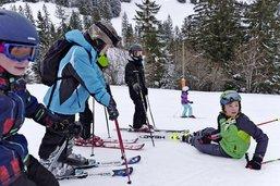 Un hiver sans camp de ski