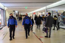 Les policiers fribourgeois veillent au respect des mesures