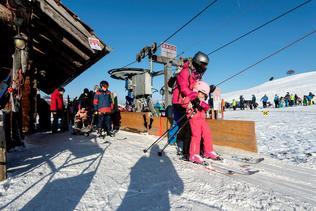 Villarlod et Planfayon ont accueilli des skieurs