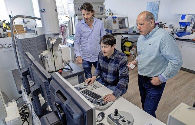 Swissmeca s'attaque aux bactéries