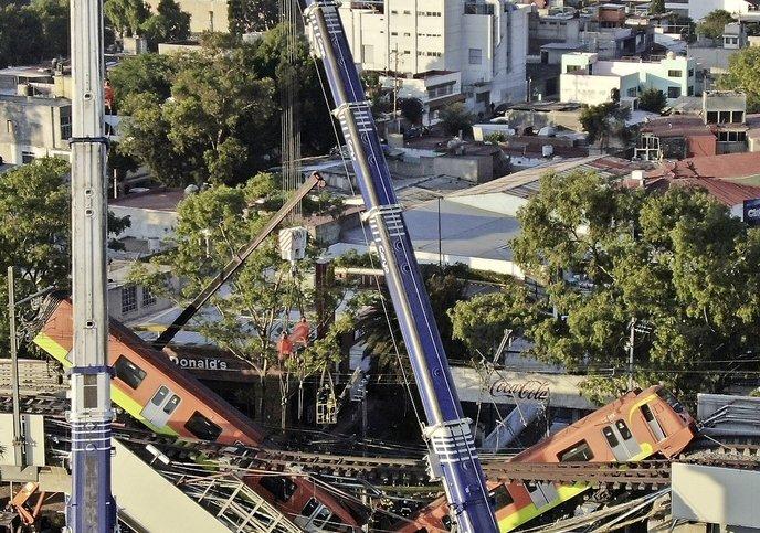 La ligne maudite du métro de Mexico