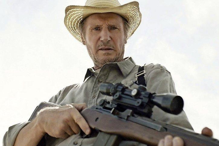 Liam Neeson, héros à revendre