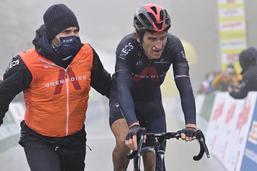 Geraint Thomas remporte le Tour de Romandie à Fribourg
