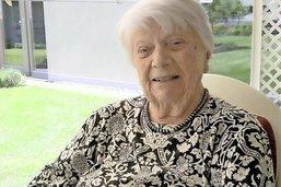 Une centenaire en diamant à Guin