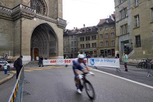 Final du Tour de Romandie à Fribourg