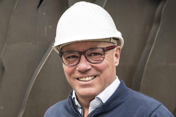 Charles Ducrot à la retraite