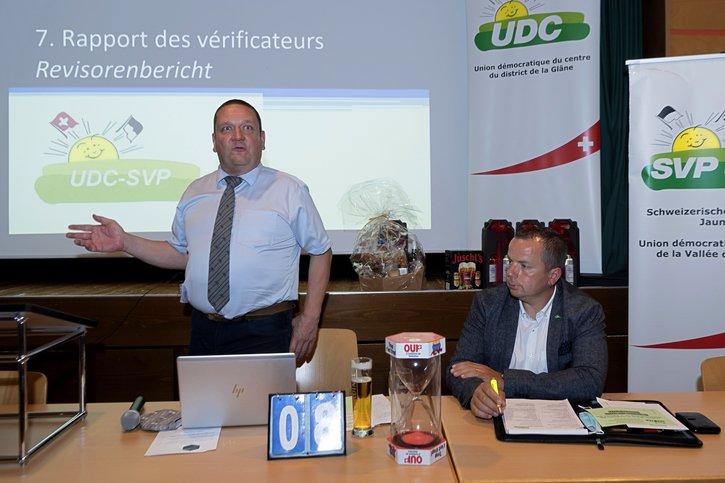 L'UDC fixe des priorités électorales