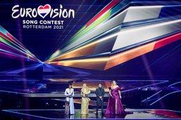 L'Italie gagne l'Eurovision de la chanson, le Suisse Gjon troisième