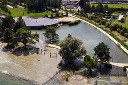 Détente autour des lacs suisses, la crue ralentit à Neuchâtel