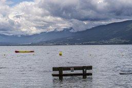 Interdiction de naviguer prolongée sur les lacs de Neuchâtel et de Morat