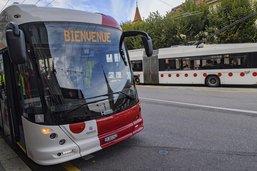 Le Covid mène la vie dure aux Transports publics fribourgeois