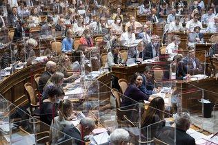Le National affiche ses divisions sur les relations avec Bruxelles