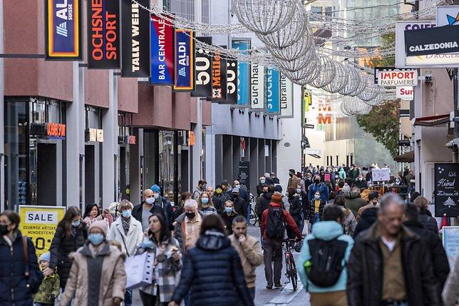 La Suisse traverse une période de forte croissance