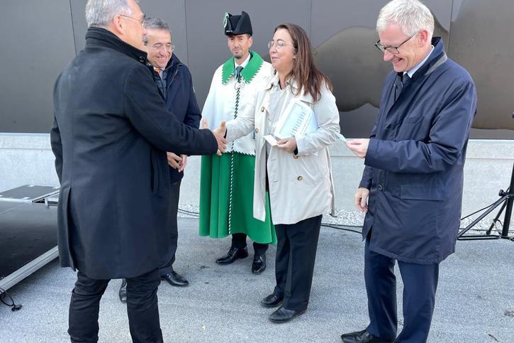L'extension du GYB à Payerne inaugurée