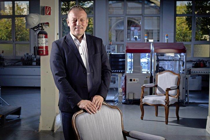 Didier Castella: «J'aime provoquer le débat»