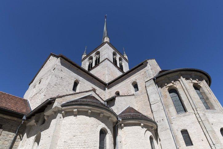 L'abbatiale de Payerne vise le patrimoine mondial de l'Unesco