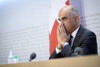 Des sonneurs demandent la démission d'Alain Berset