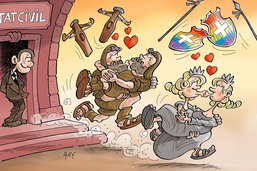 Mariage pour tous!
