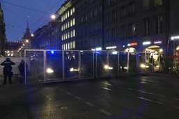 Nouvelle manif empêchée à Berne contre les mesures anti-Covid