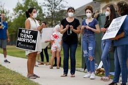 Avortement: le gouvernement Biden plaide contre la loi texane