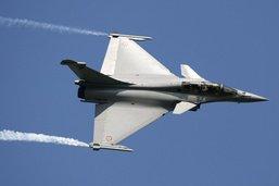 Rebondissement avec les jets militaires
