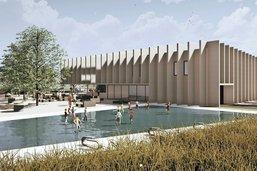 Un centre sportif et culturel en projet
